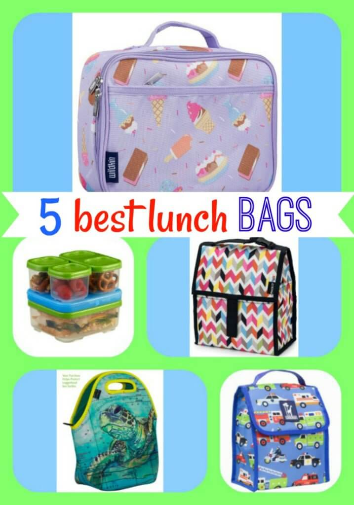 5 best lunch bags for kids