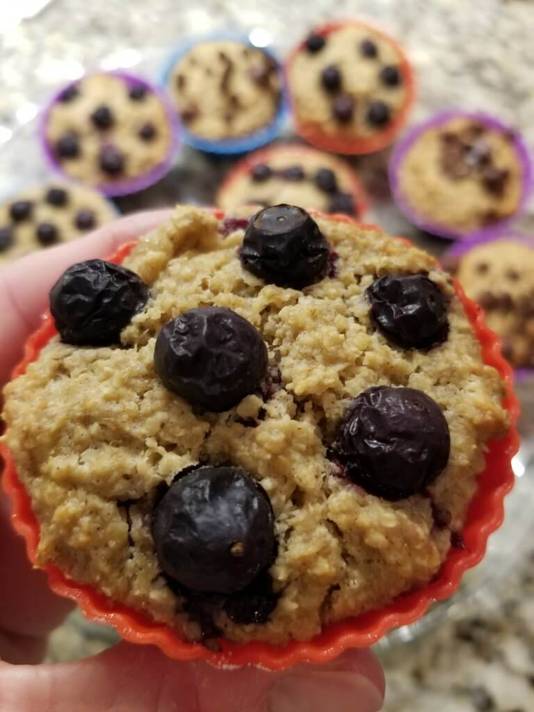 Breakfast Oat Cups