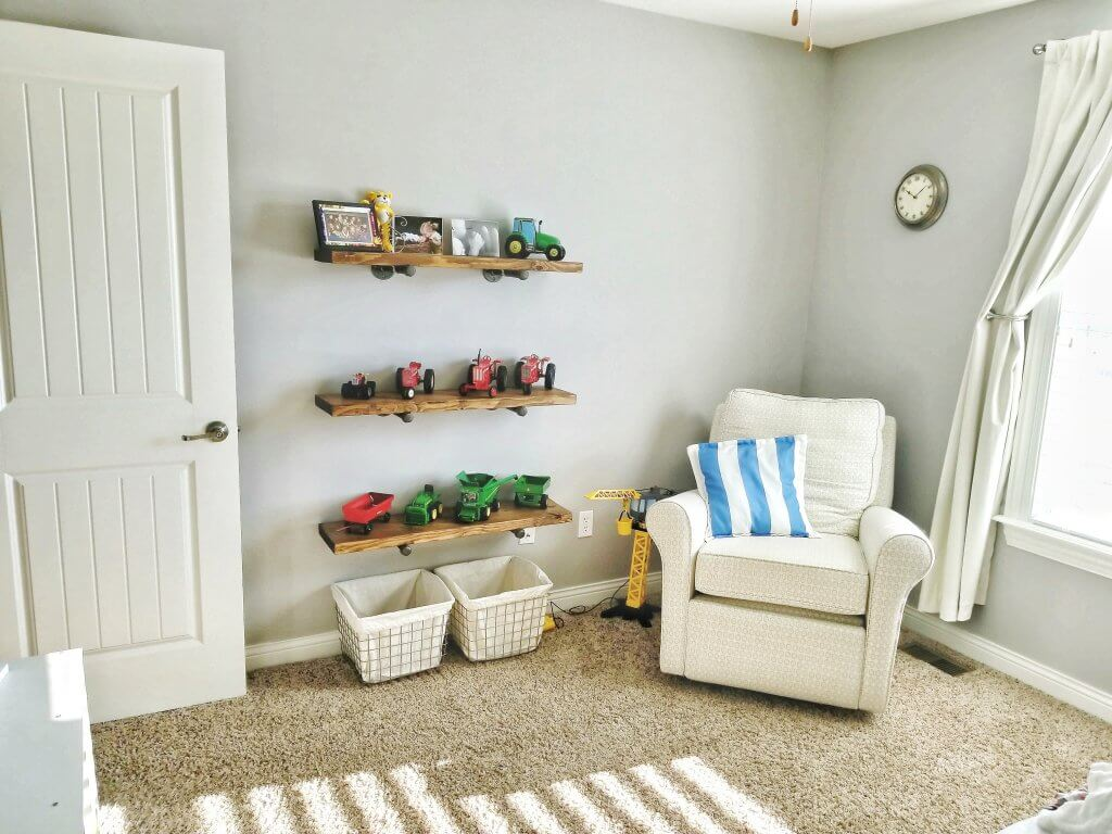 Little Mans Room Transformation