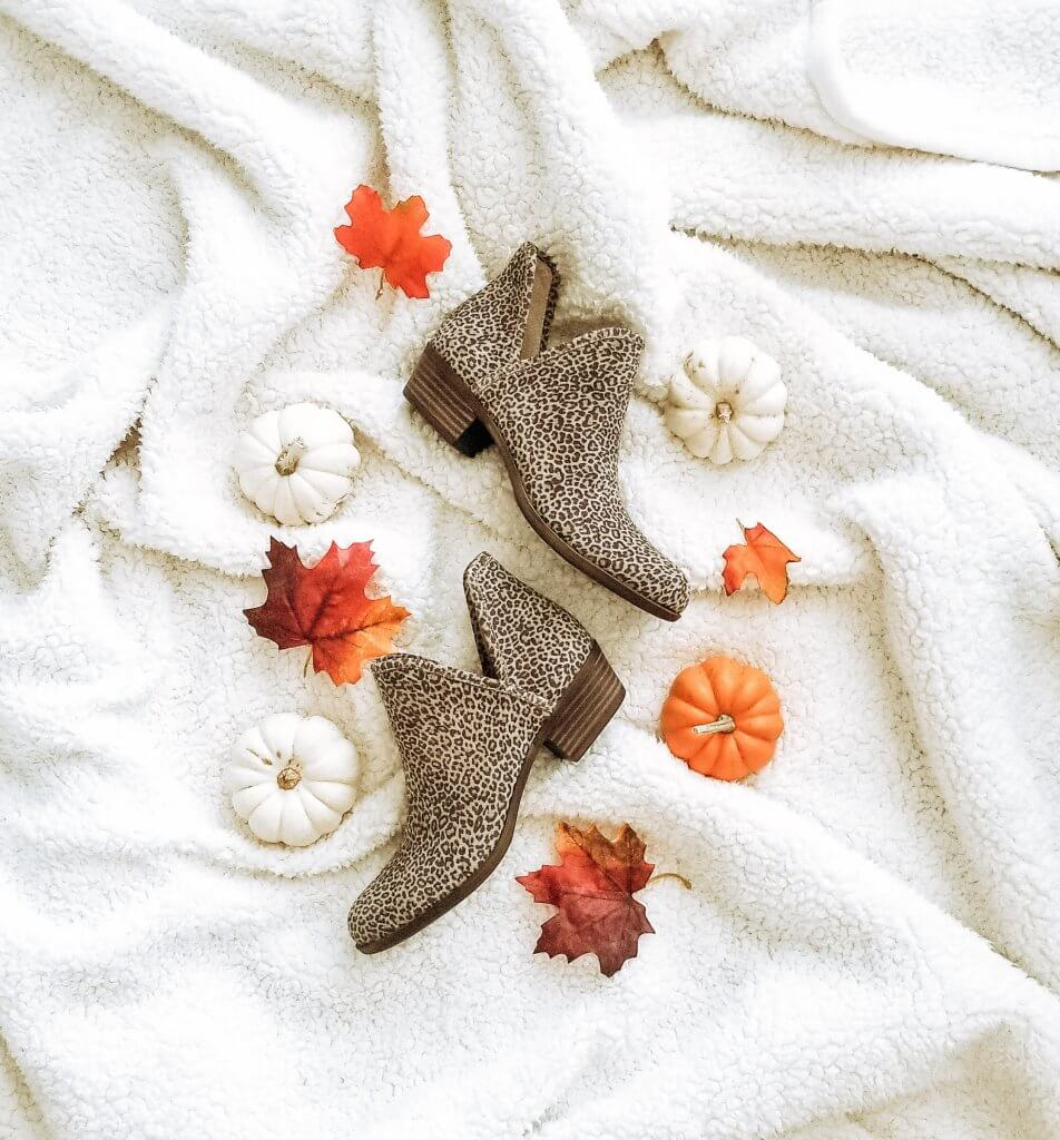 These Leopard Booties Are Everything