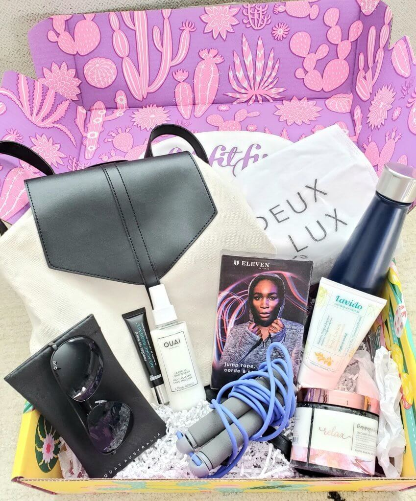 The Spring 2019 Fab Fit Fun Box