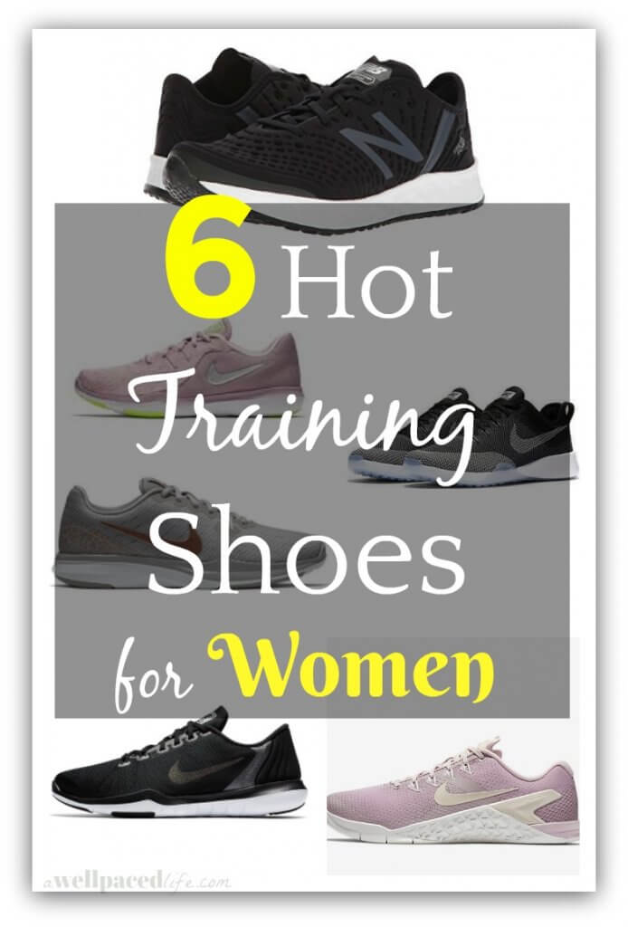 6 Hot training shoes for Women