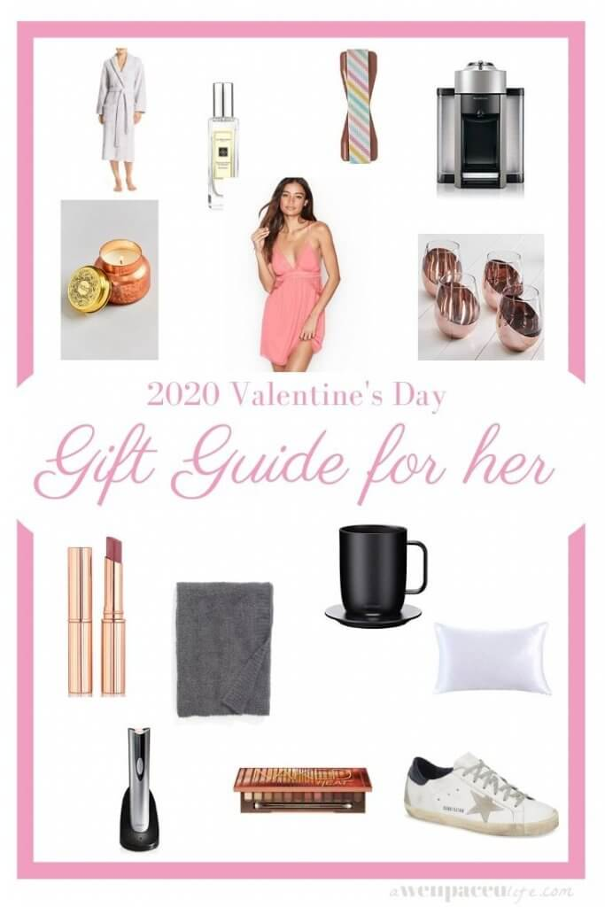 2020 Valentine's Day Gift Guide for Her