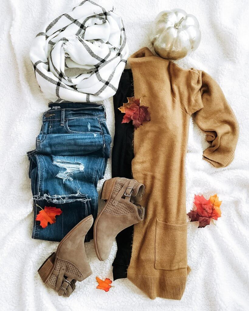 The Perfect Fall Outfit