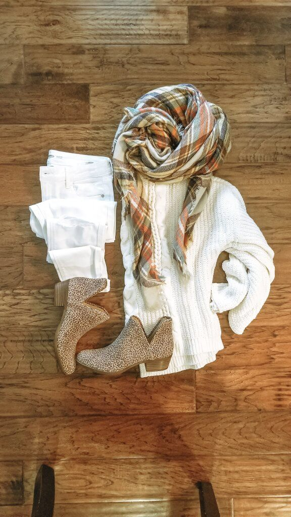 Fall Sweater Outfit